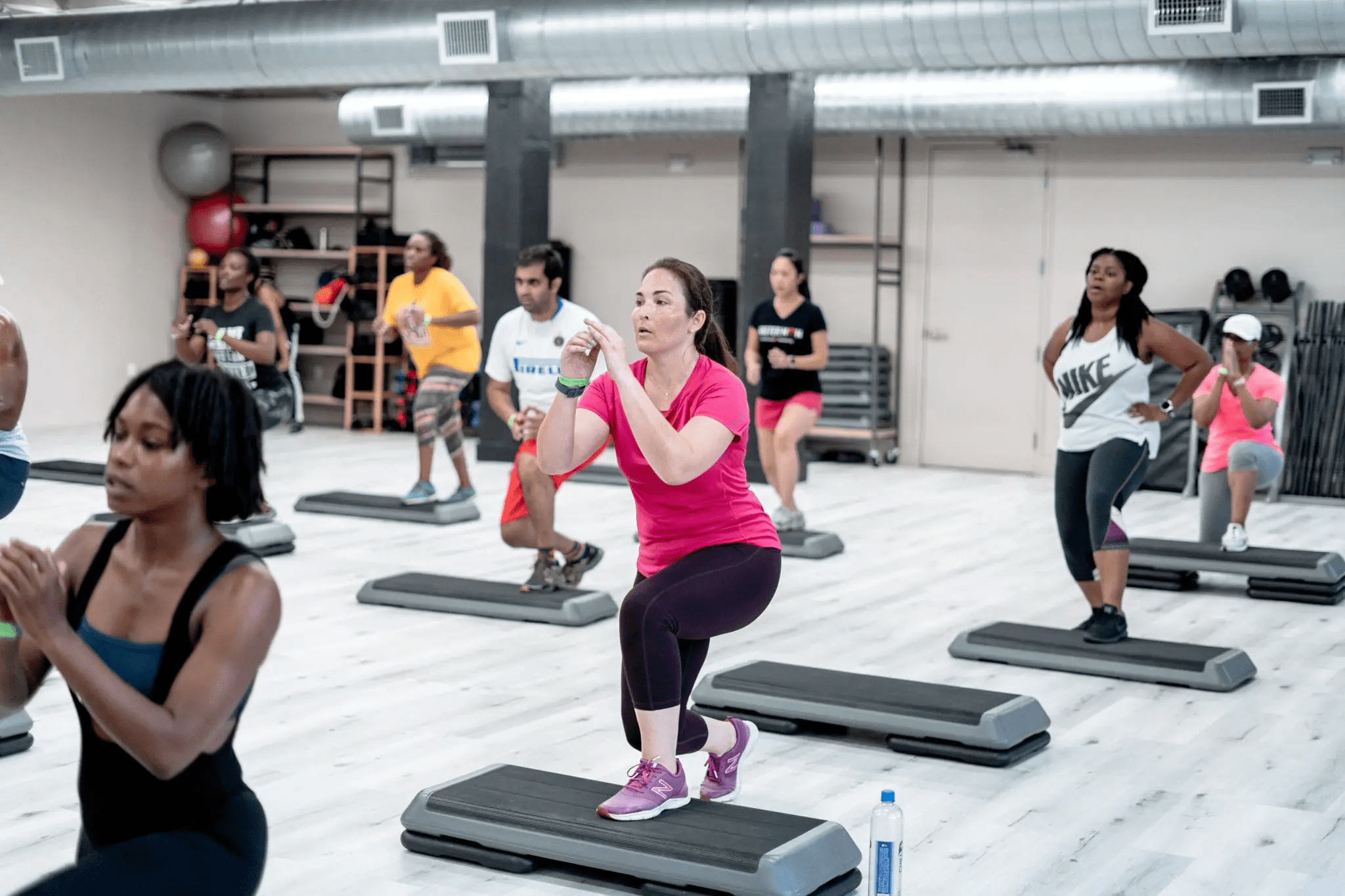 Step Classes in Houston